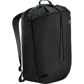 Arc'teryx Arro 20 Bucket Bag Reppu, black